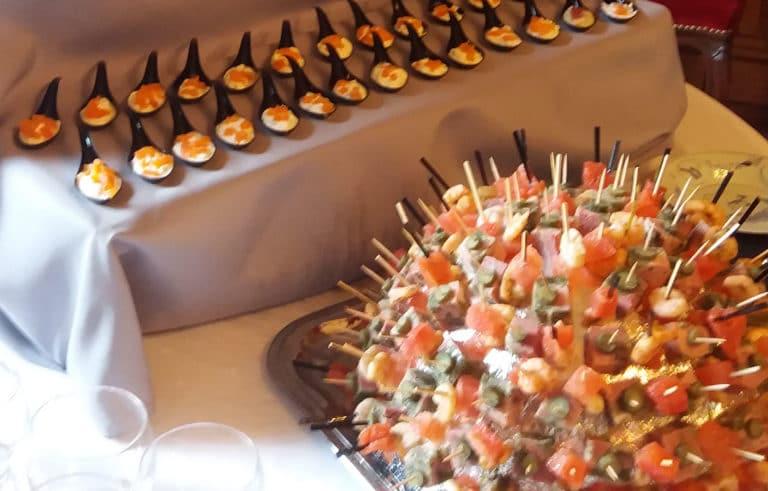 Buffet La Cuisine d'Isalys